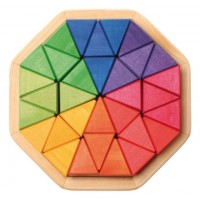 """Puzzle magnétique """"formes de base"""""""