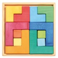 Puzzle Caméléon