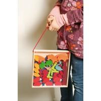 8 crayons de cire Stockmar : couleurs complémentaires