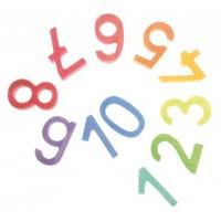 18 crayons de couleur Ferby-mine hexagonale