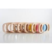 Spirale colorée