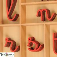 Coussins et carrés tactiles